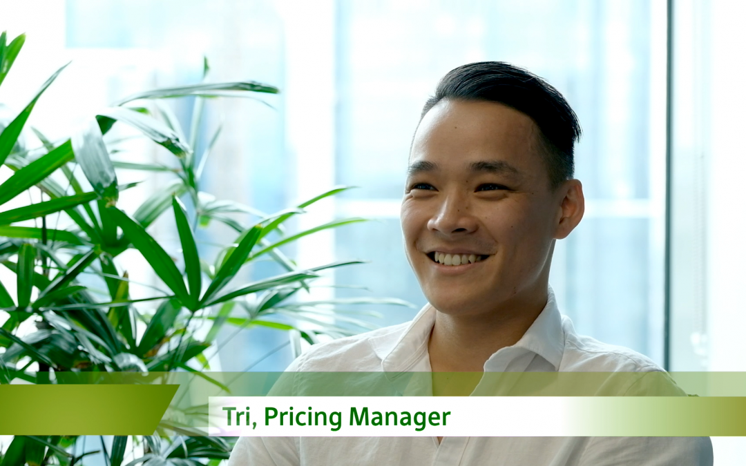 Who Is Tri Cao at Next Business Energy?