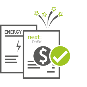 Comparing your bill to Next Business Energy