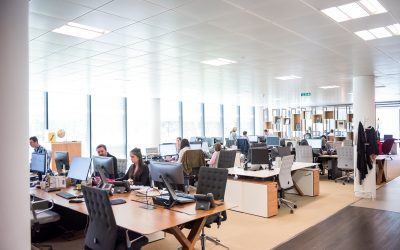 Improving energy efficiency in the workplace following COVID-19
